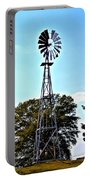 Georgia Windmill Portable Battery Charger