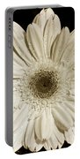 Gerbera Daisy Portable Battery Charger