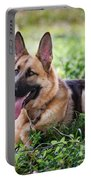 German Shepherd Dog Portable Battery Charger