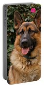 German Shepherd Dog Portable Battery Charger