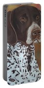 German Shorthair Pointer Portable Battery Charger