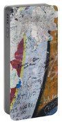 Germany, Berlin Wall Berlin Portable Battery Charger