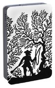 Germany Silhouette Portable Battery Charger