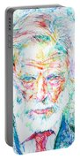 Gerry Mulligan - Portrait Portable Battery Charger