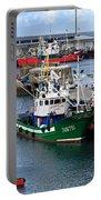 Getaria Fishing Fleet Portable Battery Charger