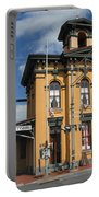 Gettysburg Train Station Portable Battery Charger