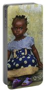 Ghanaian Child Portable Battery Charger