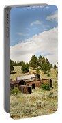 Ghost Town In Summer Portable Battery Charger