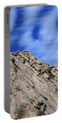 Ghostly Flatirons Portable Battery Charger