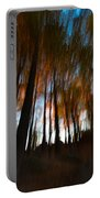 Ghosts Of The Forest Portable Battery Charger