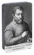 Giacomo Barozzi Da Vignola (1507-1573) Portable Battery Charger