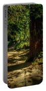 Giant Douglas Fir Trees Collection 2 Portable Battery Charger