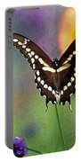 Giant Swallowtail Butterfly Photo-painting Portable Battery Charger