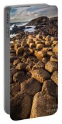 Giant's Causeway Bricks Portable Battery Charger