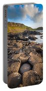 Giant's Causeway Circle Of Stones Portable Battery Charger
