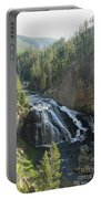 Gibbon River And Falls Portable Battery Charger