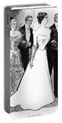 Gibson: The Debutante, 1899 Portable Battery Charger