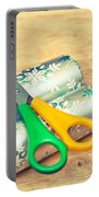 Gift Wrapping Portable Battery Charger