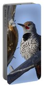 Gilded Flicker Portable Battery Charger
