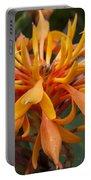 Ginger Flower Portable Battery Charger