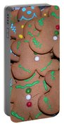 Gingerbread Cookies Portable Battery Charger