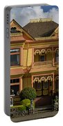 Gingerbread Mansion Portable Battery Charger