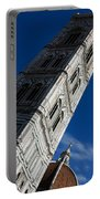 Giotto Fantastic Campanile - Florence Cathedral - Piazza Del Duomo - Italy Portable Battery Charger