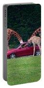 Giraffe. Animal Studies Portable Battery Charger