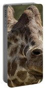 Giraffe Hey Are You Looking At Me Portable Battery Charger