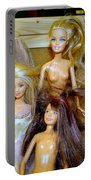 Girls Just Wanna Have Fun Portable Battery Charger