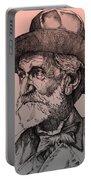 Giuseppe Verdi Portable Battery Charger