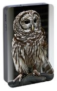 Give A Hoot Portable Battery Charger