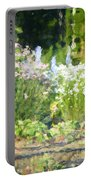 Giverny North Number Three Portable Battery Charger