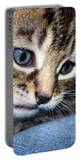 Gizmo Feeling Blue Portable Battery Charger