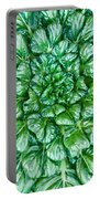 Glabrous Leaves Portable Battery Charger