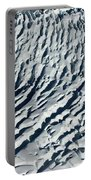 Glacier Abstract Portable Battery Charger