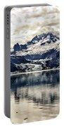 Glacier Bay Landscape - Alaska Portable Battery Charger