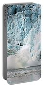 Glacier Calving Margerie Portable Battery Charger