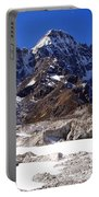 Glacier Chaos Portable Battery Charger