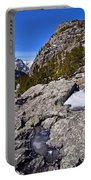 Glacier Gorge Ahead Portable Battery Charger