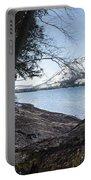 Glacier Park View Portable Battery Charger