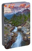 Glaciers Wild Portable Battery Charger