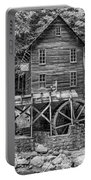 Glade Creek Grist Mill Bw Portable Battery Charger