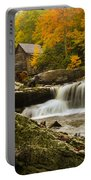 Glade Creek Grist Mill Portable Battery Charger