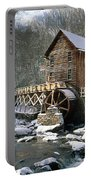 Glade Creek Grist Mill In West Virginia Portable Battery Charger
