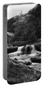 Glade Creek Waterfall Portable Battery Charger