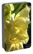 Gladiolus Named Nova Lux Portable Battery Charger