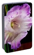 Gladiolus - Summer Beauty Portable Battery Charger