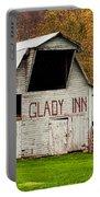 Glady Inn Barn Wv Portable Battery Charger