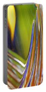 Glass Abstract 743 Portable Battery Charger